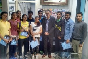 Manav Rachna Students to represent MRIU at All India inter-university Shooting Championship