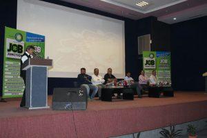 ISHRAE Job Junction Fair at Manav Rachna International University