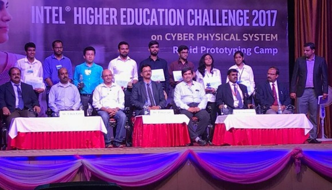 Intel higher education challenge final results