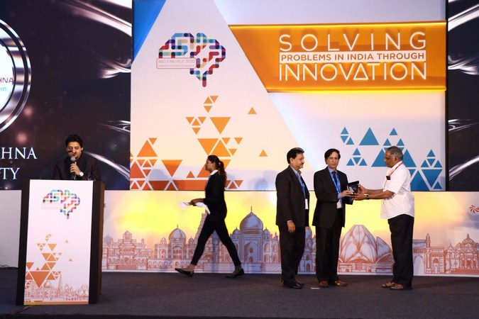 MRIU bestowed with the Melting Pot 2020 Innovation Award for Exemplary Student Driven Innovation Ecosystem