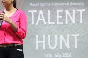 FCBS Talent Hunt : 14th July 2016