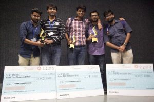 Manav Rachna International University and PRSI organise Inter-University Media Quiz