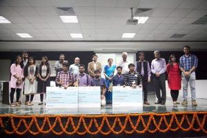Manav Rachna International University and PRSI organise Inter-University Media Quiz