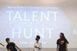 FET Talent Hunt : 12-13th July 2016