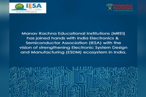 Manav Rachna is now a proud member of IESA