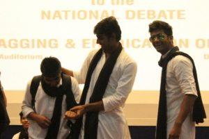 National Level Debate – Anti Ragging : 7th August 2015
