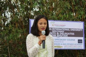 Talent Hunt for Bhutanese Students and Delegates