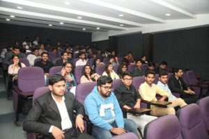 The Law week continues on Day 2 at the Manav Rachna University!