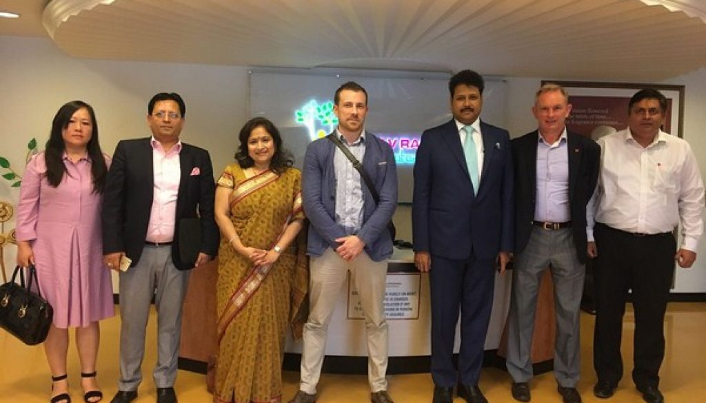 Visit of Pro Vice Chancellor and Director International Business School, Lincoln University, UK and his team
