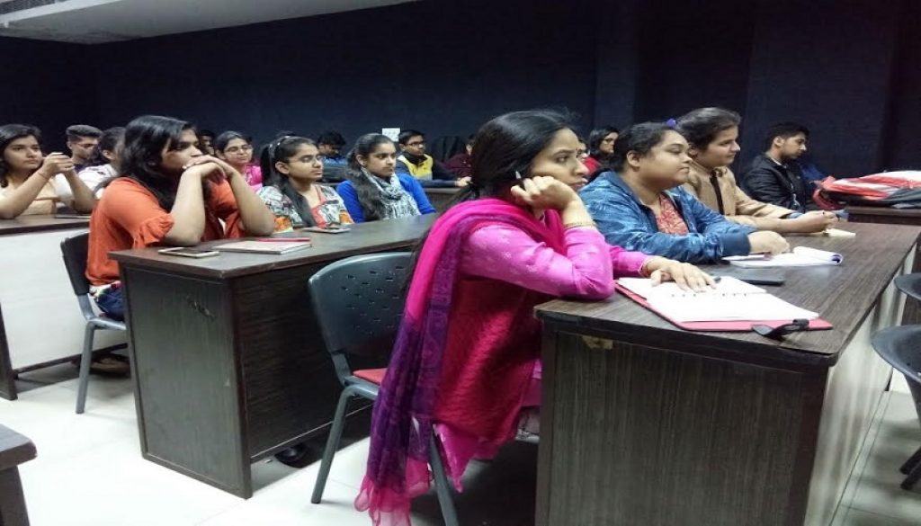 """A Session on """"The Thinking of Pt. Deen Dayal Upadhyay Towards Nationalism"""""""