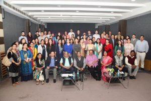 Manav Rachna organized the 2017 PhD batch orientation program