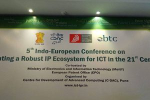 5th Indo-European Conference on Patents and ICT