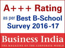 A+++ Rating by Business India