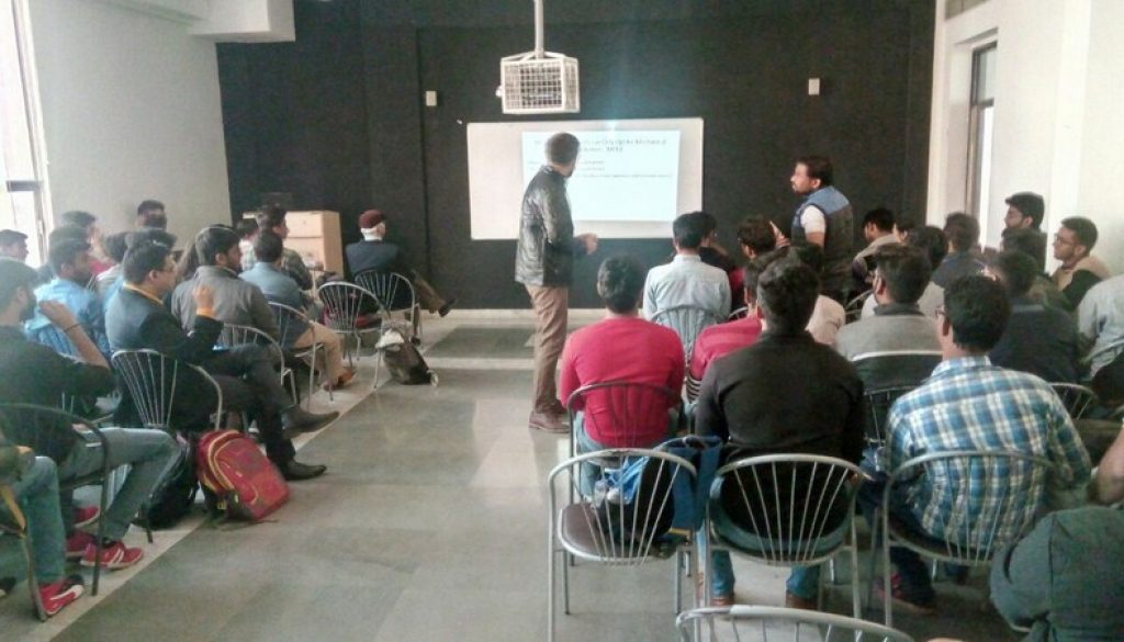 Alumni Lecture by Mechanical Engineering Department (4)