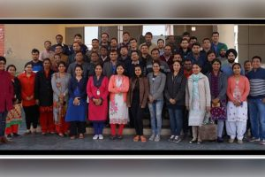 Infosys Campus Connect FEP on Cloud Computing