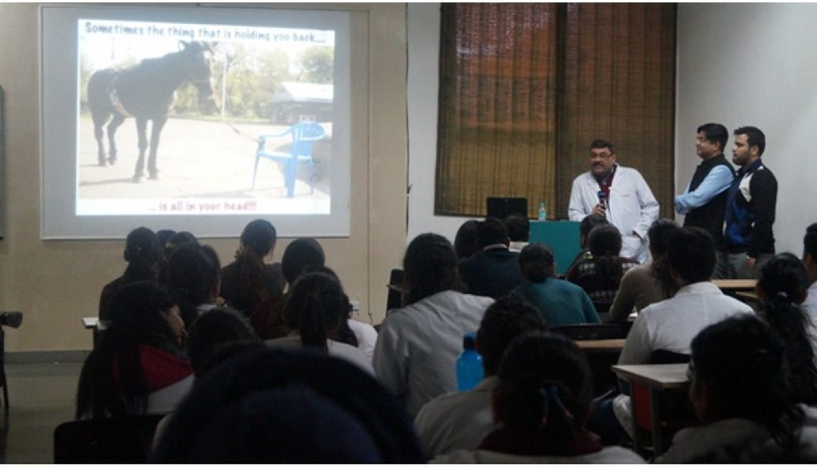 "Lecture on ""Occlusion in Fixed Partial Dentures"""