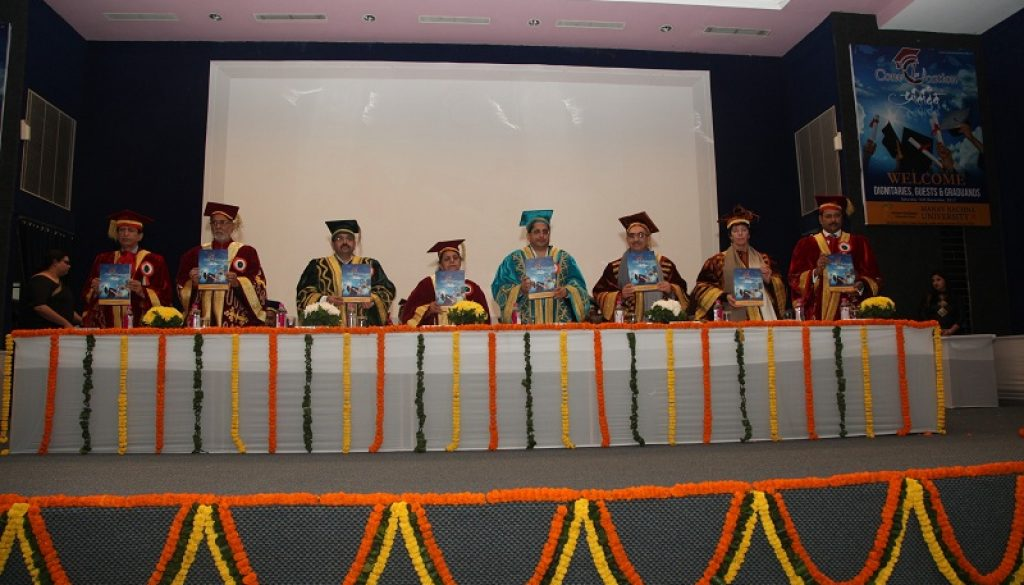 MRU convocation