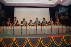First Convocation Ceremony of Manav Rachna University