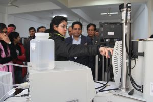 Air Quality Monitoring Lab Established at Manav Rachna