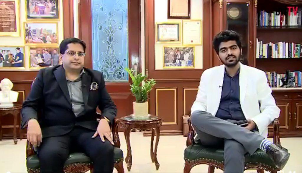 Business World TV Interviews Dr. Prashant Bhalla
