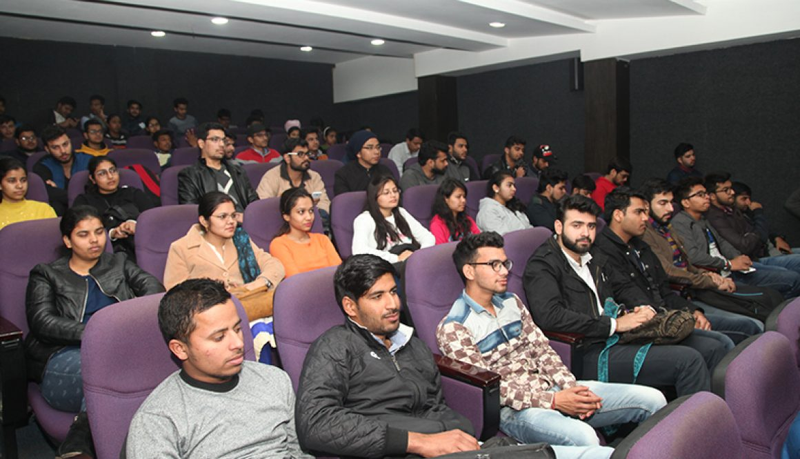 Expert Lecture on Machine Learning and Artificial Intelligence organised by FCA