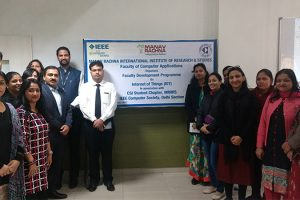 Faculty Development Program on Internet of Things by FCA