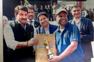 11th Manav Rachna Corporate Cricket Challenge Cup 2018