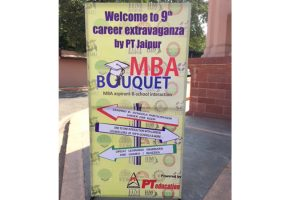 PT Education Jaipur Event