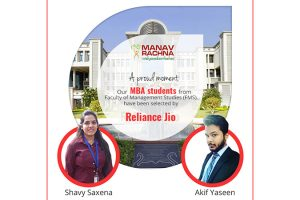 Reliance Jio's Recruited MBA Students