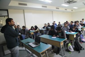 Guest Lecture on 'Writing Copies in Advertising' by Mr Mohit Pasricha