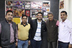 Alumni Visited MRIIRS Campus