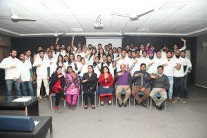 Ericsson Career Connect Program at Manav Rachna Campus
