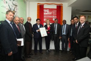 Delegation From The University of the West of England  Visits MREI Campus