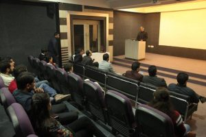 MRDC organized a Lecture on 'Advanced Oral Implantology'