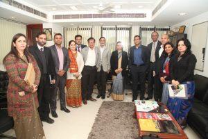 MoU Ceremony between Xebia & Manav Rachna University
