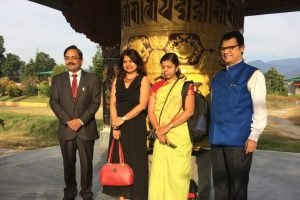 MRIIRS faculty attends '7th  International Science Congress' at Bhutan