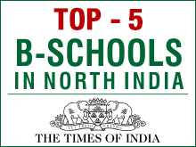 Top-5 B-Schools In North India