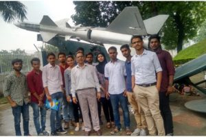 Educational Visit To Air Force Museum