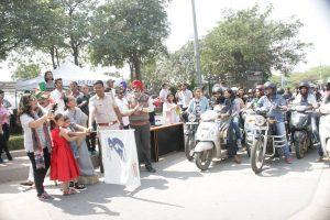 Moto Cross Rally for women drivers