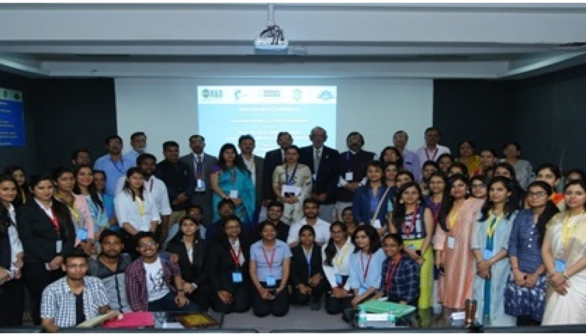 Chemistry Department Organized an International Conference on 'Sustainable Initiatives in Water Management'