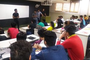 A Session On Personality Development by BBA
