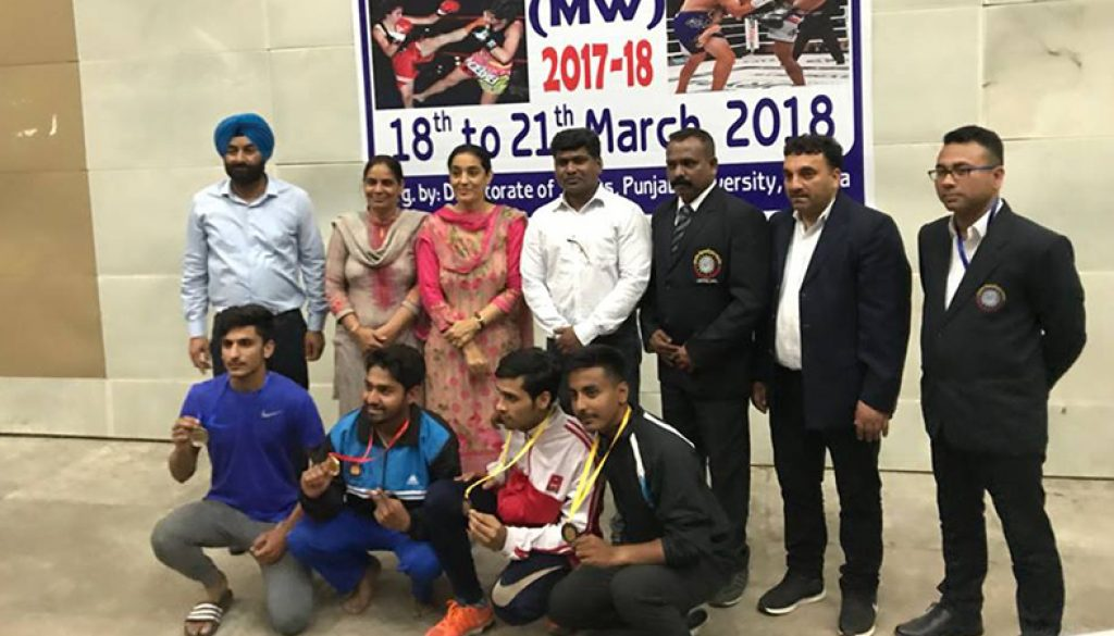 All India Inter University Kick Boxing Championship