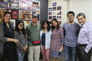 Alumni Of FAS and FET Visited Manav Rachna Campus