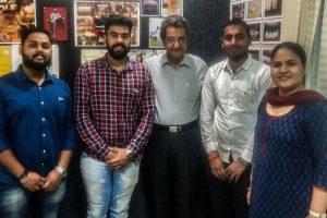 Alumni of B Tech Civil Engineering Visited Manav Rachna Campus 1