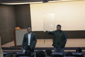 "Guest Lecture on  ""Activity Based Costing vs Traditional Costing"""