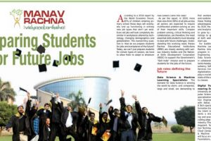 Interview of Dr Prashant Bhalla for Careers 360 University Special