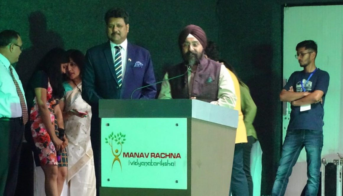 XUBERANCE 2k18- Annual Fest of Manav Rachna Dental College