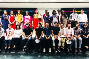 Department of Business Studies organised 'Wacky Wednesday'