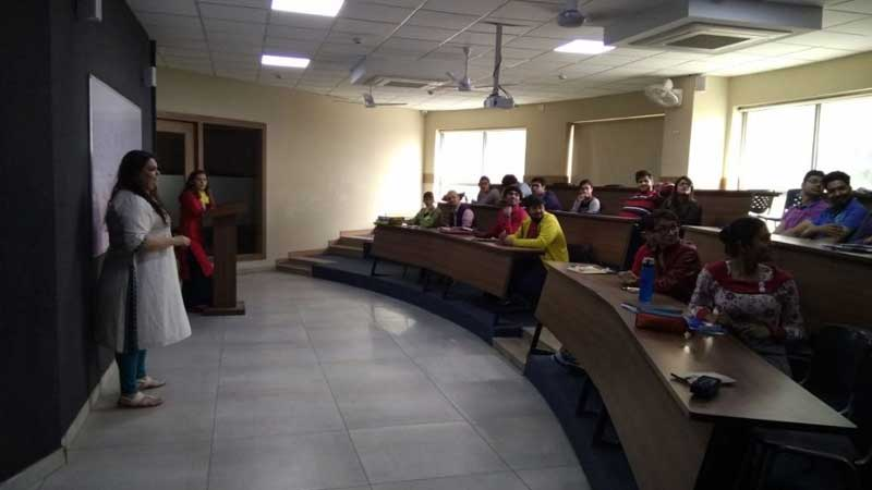 Department of Chinese Language, MRCFL conducted a session on 'Chinese Culture and traditions'