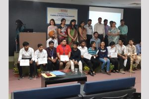 "Project and Quiz competition on ""Explore and Protect Environment""  by FET, MRIIRS"